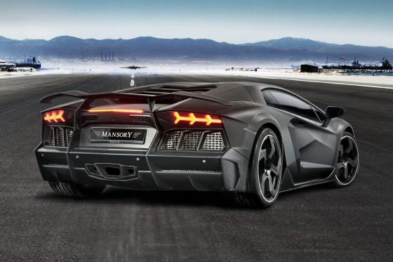Mansory Lamborghini Carbonado