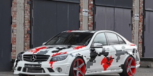 Mcchip-dkr Tuned Mercedes-Benz C63 AMG