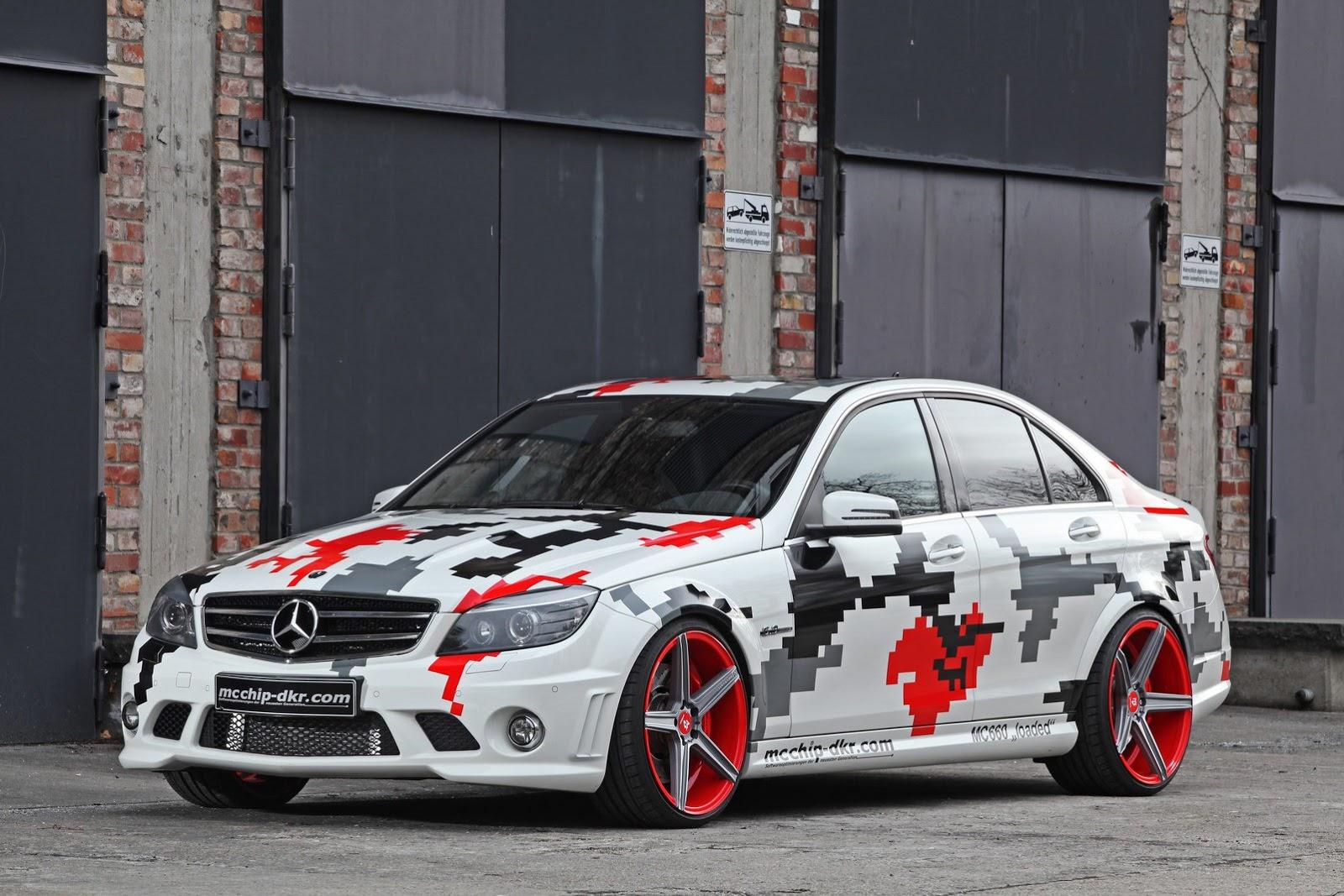 Mercedes benz w204 c63 amg performance modifications mbworld for Mercedes benz modification
