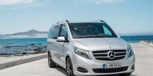 A Classy Minivan – The Mercedes-Benz V-Class