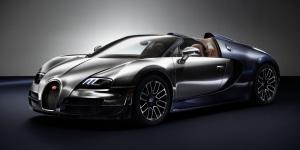 Bugatti Veyron Legend Ettore Bugatti Edition