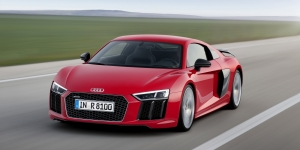 Promo Video of the 2016 Audi R8 Plus